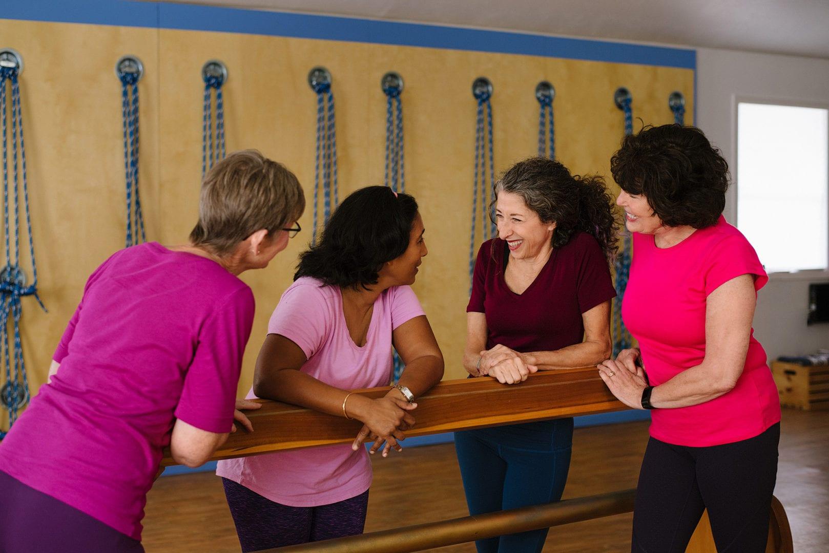 Iyengar Yoga Sarasota's Teachers Group Photo